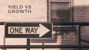 Yield vs Growth